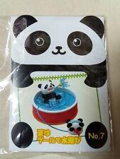 中國熊貓樂園Re-ment panda kindergarten collection #7 pool time