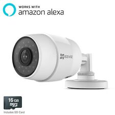 EZVIZ HuskyC 720P Outdoor WiFi Video Security Camera Smart Home EZHUSKYCG16