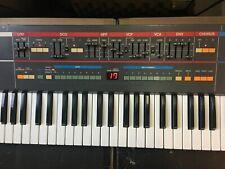 Roland Juno106 Juno 106 Vintage Analog Synth Keyboard 61 key/ SERVICED //ARMENS