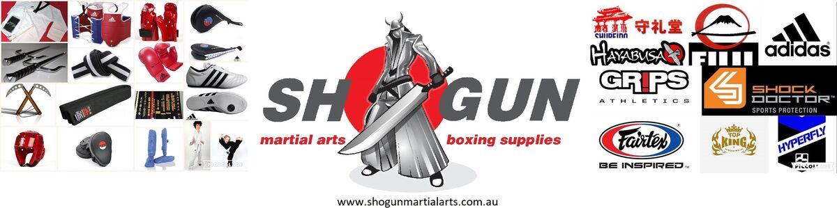 Shogun Martial Arts & Boxing Supply