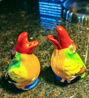 Superb and Rare | Vintage Toucan Salt & Pepper Shakers | Unique | Post-War Japan