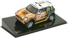 Mini All4 Racing #307 3rd Rally Dakar 2013 Novitsky Zhiltsov 1 43 Ixo