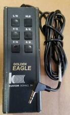 Kustom Signals Golden Eagle 1 Ka Band Remote Fully Tested