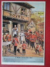 POSTCARD  BOVRIL - A MORE EXCELLENNT WAY