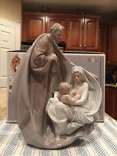 Lladro 6994 Birth Of Jesus - Mint Condition in Original Box