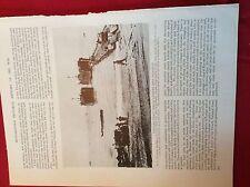 m12w ephemera 1940s ww2 picture allied landing craft licata sicily