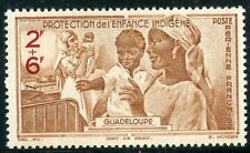 TIMBRE  COLONIES FRANCAISES GUADELOUPE NEUF SANS GOMME POSTE AERIENNE N° 2