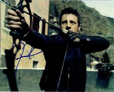 Jeremy Renner signed 8x10 Picture Autographed Photo COA included