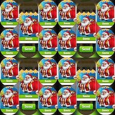 20x Santa ### Coin Master Cards (Fastest Delivery)