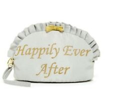 NWB Betsey Johnson Happily Ever After Cosmetic clutch bag wedding bride