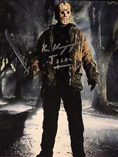 "Ken Kirzinger / Freddy Vs Jason / Friday The 13Th / ""Jason"" / Signed Photo #13"