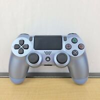 Authentic Titanium Blue Playstation 4 PS4 DualShock Wireless Controller CUH-ZCT2