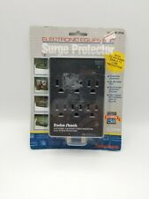 Radio Shack Electronic Equipment Surge Protector 61-2134 *NEW*