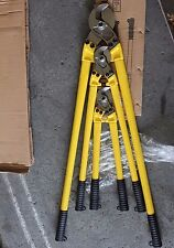 "Heavy Duty Cable Cutter, Cutting Wire Rope Electrical cutter (18"" 24"" 36"")"