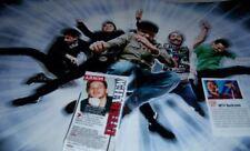 Beatsteaks CLIPPINGS BERICHTE Sammlung 2 Poster