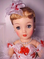 """Vintage 1950s 18"""" MISS REVLON DOLL - VT-18 in  Complete Outfit with Accessories"""