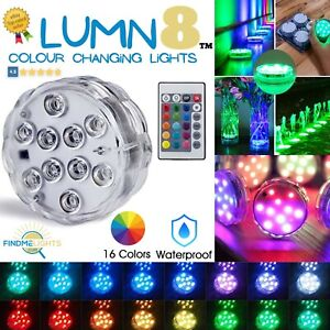 LUMN8 Colour Changing LED Lights