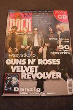 Teraz Rock 9/2004 Guns N' Roses, Velvet Revolver, Danzing, Nightwish