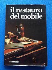 IL RESTAURO DEL MOBILE -Gorlich -DeAgostini 1979