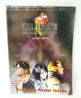 Final Fantasy VIII Official Brady Games Strategy Game Guide