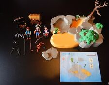 Playmobil 3127 Pirate Island super set / Ile aux pirate lot numero 2