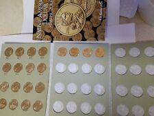 HE Harris 20 Coin Set 2009-2018 P&D Sacagawea Native American Dollars Jim Thorpe