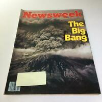 Newsweek Magazine: June 2 1980 - The Big Bang