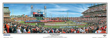 San Francisco Giants 2014 WORLD SERIES AT&T PARK Panoramic Poster Print