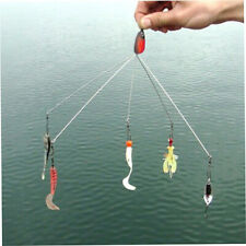 Multifunctional Camping Fish Lure Equipment Fishing Tackle Combination Durable