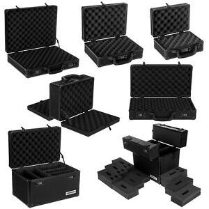 Universalkoffer Werkzeug Waffen Instrumente Alu-Rahmen Schaumstoff Zahlenschloss