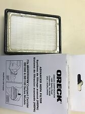 Oreck Vacuum HEPA FILTER fits HouseKeeper Canister BB1000 BB1100 #HF1000 NEW