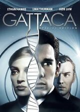 Gattaca [Special Edition] (Dvd, 1997, Widescreen) Usually ships in 12 hours!
