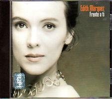 EDITH MARQUEZ Frente A Ti NEW CD Mexican import ex Timbiriche cantante y actriz