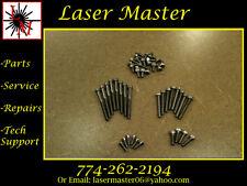 Complete Candela GentleLASE Laser Head Screw Kit