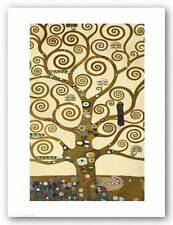 MUSEUM ART PRINT The Tree of Life Gustav Klimt 17x27