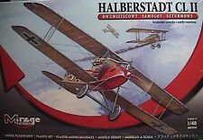 1/48 Halberstadt CL II model Kit by Mirage