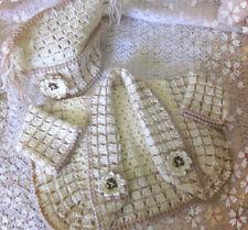 BABY CROCHET PATTERN #1 by Julie Ware