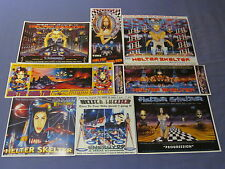 8 HELTER SKELTER ACCELERATED CULTURE HARDCORE RAVE FLYERS PEZ FANTAZIA PK 3