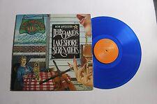 LEON OAKLEY Lakeshore Serenades Stomp Off Rec. SOS-1013 VG++ SIGNED COVER 8A