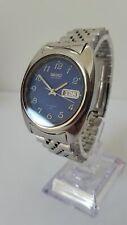 Vintage Seiko automatic 7009-8018 men watch Perfect Original condition Runs Well