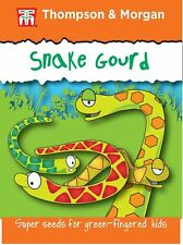 Thompson & Morgan-Verduras-RHS Kids-serpiente calabaza - 5 semillas