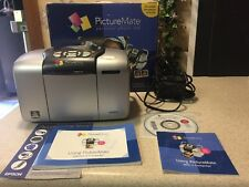 Epson PictureMate Personal Photo Lab B351A Deluxe Viewer Edition