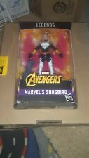 Marvel Legends Series | Avengers Infinity War | BAF 6-inch | Marvel's Songbird