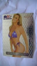 Carte Benchwarmer chromium de Kelli Brook!Edition limité!