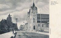 ATLANTIC CITY NJ – Pacific Avenue – udb (pre 1908)