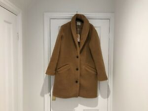 BRAND NEW WITH TAGS LADIES FAB FAT FACE TEDDY  COAT SIZE 16