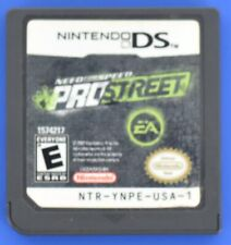 Need for Speed Pro Street Nintendo DS Cartridge Only R3