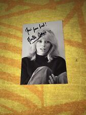 Mireille Darc Photo Dedicace Autograph