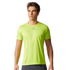 Abbiglimento sportivo da uomo verdi traspiranti s