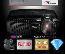 OPTOMA EH1020 Full HD NATIVE 1920x1080, 3000 ANSI Home Cinema HDMI DLP Projector